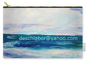 Ocean Assateague Virginia Carry-all Pouch