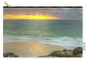 Ocean At Dawn Carry-all Pouch