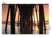 Oceanside Pier Tunnel Carry-all Pouch