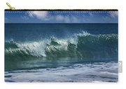 Ocean Blue Morning 2 Carry-all Pouch