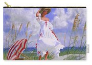 Ocean Breeze Blues Carry-all Pouch