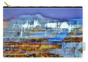 Ocean City Maryland At Night - Blue Carry-all Pouch