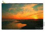 Ocean City Nj Sunset Carry-all Pouch