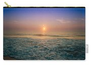 Ocean City Sunrise Carry-all Pouch