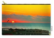 Ocean City Sunrise Over Music Pier Carry-all Pouch