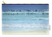 Ocean Colors Abstract Carry-all Pouch