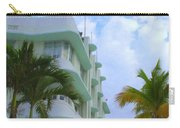 Ocean Drive Hotel Carry-all Pouch