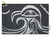 Ocean Eagle Eye Carry-all Pouch by A Cyaltsa Finkbonner