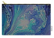 Ocean Flow Energy Carry-all Pouch