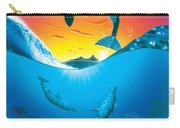 Ocean Freedom Carry-all Pouch