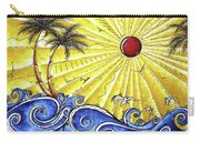 Ocean Fury By Madart Carry-all Pouch