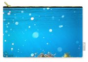 Ocean Garden Carry-all Pouch