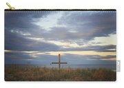 Ocean Grove Nj Beach Cross Carry-all Pouch