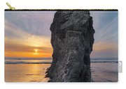 Ocean Meadow Beach Sunset Carry-all Pouch