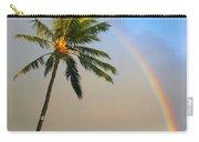 Ocean Rainbow Maui Carry-all Pouch