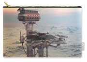 Ocean Refueling Platform Carry-all Pouch