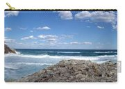 Great Ocean Road Surf, Australia - Panorama Carry-all Pouch
