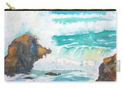 Ocean Storm Sea Squall    Carry-all Pouch