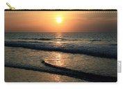 Ocean Sunrise Over Myrtle Beach Carry-all Pouch