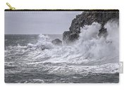 Ocean Surge At Gulliver's Carry-all Pouch