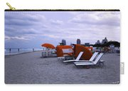 Ocean View 6 - Miami Beach - Florida Carry-all Pouch by Madeline Ellis