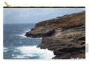 Ocean Vs. Rock Carry-all Pouch