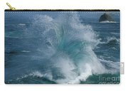 Ocean Wave Carry-all Pouch