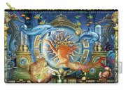 Oceana Triptych Carry-all Pouch by Ciro Marchetti