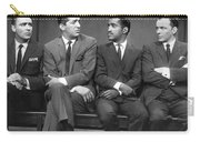 Ocean's Eleven Rat Pack Carry-all Pouch