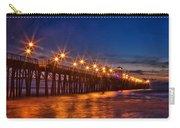 Oceanside Pier Evening Carry-all Pouch