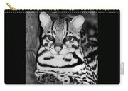 Ocelot In Repose Carry-all Pouch