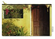 Ochre Wall 01 Carry-all Pouch