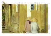 Ochre Wall 02 Carry-all Pouch