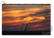 Ocotillo Sunset Carry-all Pouch by Robert Bales