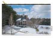 Octagon House Carry-all Pouch