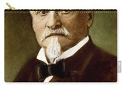 Octave Chanute (1832-1910) Carry-all Pouch