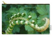 Octo-fern Carry-all Pouch