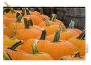 October At The Farm - Pumpkins Carry-all Pouch