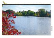 October On The Lake Carry-all Pouch