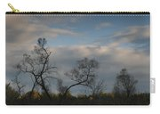 October River Reflections Carry-all Pouch