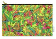 Odd Birds Of Paradise Carry-all Pouch
