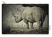 Odd-toed Rhino Carry-all Pouch