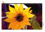 Ode To Sunflowers Carry-all Pouch