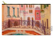 Ode To Venice Carry-all Pouch