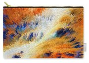 Odyssey - Abstract Art By Sharon Cummings Carry-all Pouch