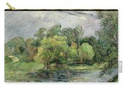 Oestervold Park, Copenhagen, 1885 Carry-all Pouch