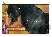 Of Girls And Horses Sold Carry-all Pouch