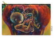 Of Knowledge Carry-all Pouch by Kd Neeley