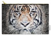 Of Tigers And Stone Carry-all Pouch