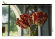 Of Tulips And Windows Carry-all Pouch